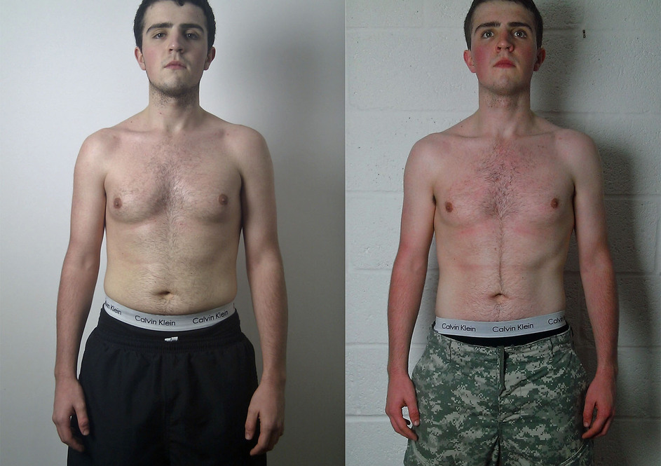 Ryan - Fat Loss & Improved Fitness