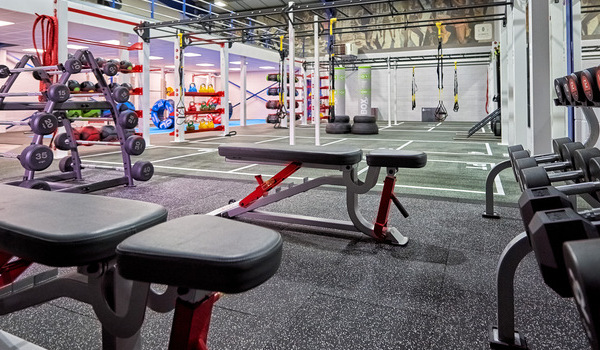 Weights & Machines Area
