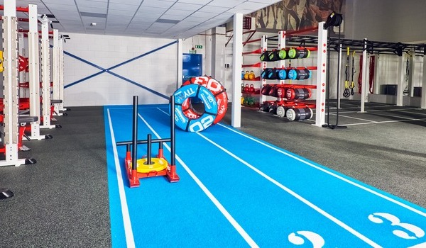 Strength & Conditioning Area
