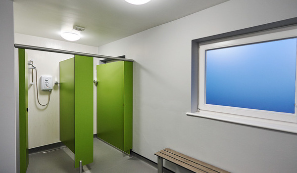 Changing Rooms & Showers