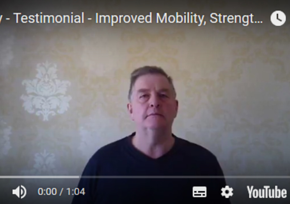 Gary - Improved Mobility, Strength & Fitness